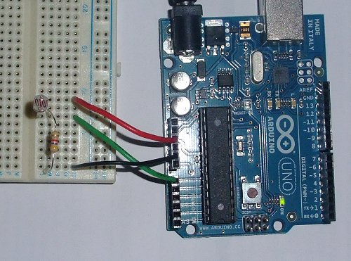 Complete Control Of An Arduino Via Serial - Tutorials